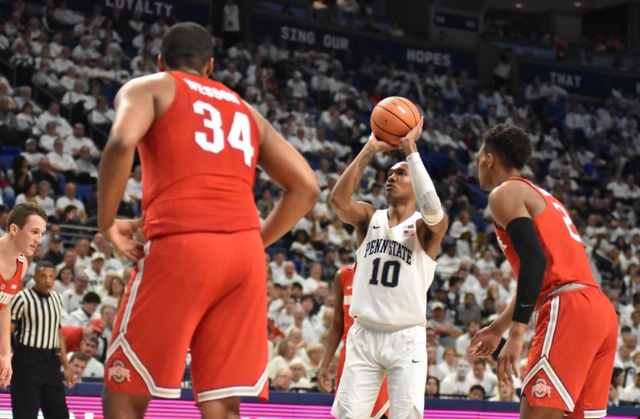 Penn State Basketball: Carr Brilliant In 69-68 Win Over Ohio State